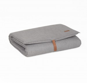 Foldable mattress GREY MELANGE