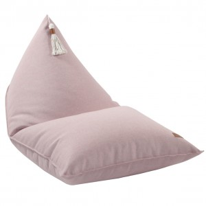 BEANBAG WITH TASSEL PINK