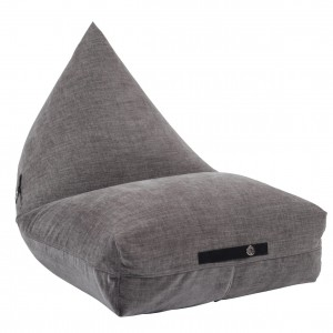 BEANBAG WITH POCKETS STONE GREY